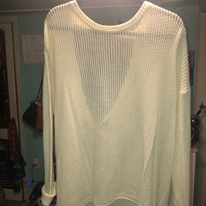 Like New Forever 21 Oversized Sweater